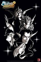 The Fourth Kingdom. The Elementals Saga. sHADOWS