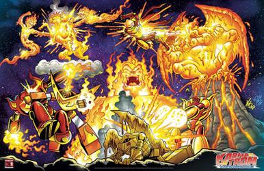 FIRE vs FIRE by Galtharllin