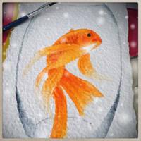 Sparkling Goldfish