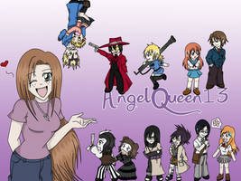 AngelQueen13 ID by AngelQueen13