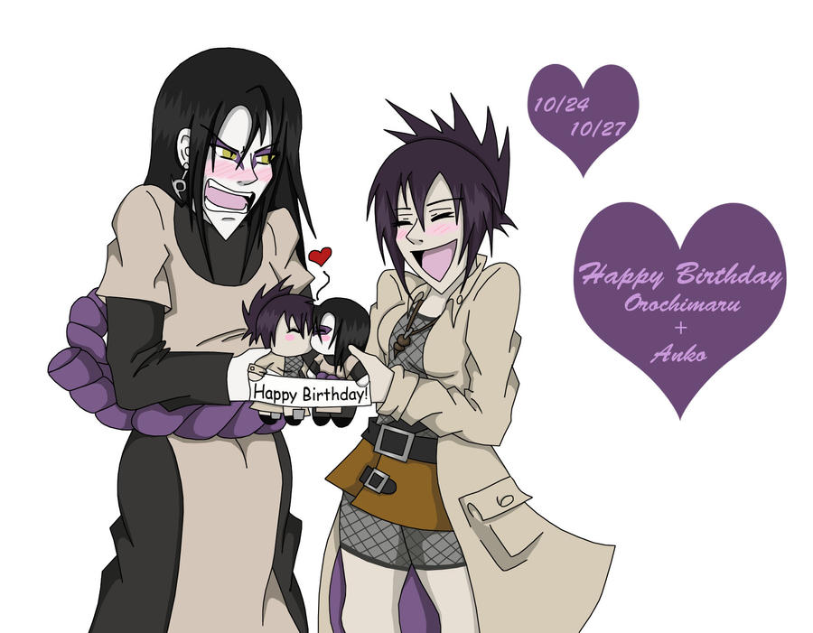 anko and orochimaru relationship