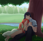 An Afternoon with You by AngelQueen13