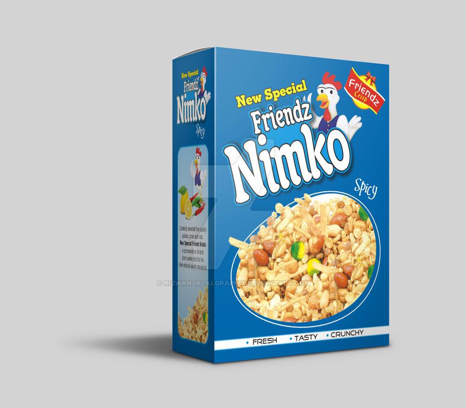 Nimko Box by rizwanjalalgraphix