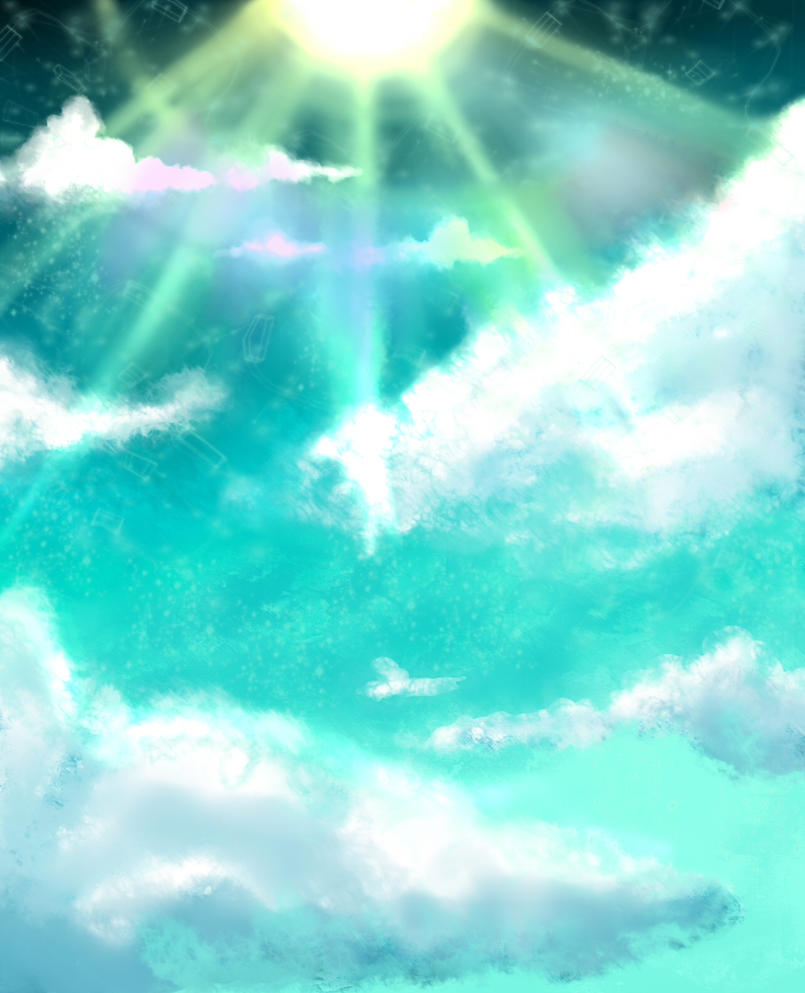 Clouds by TakeshiXKagome4eva