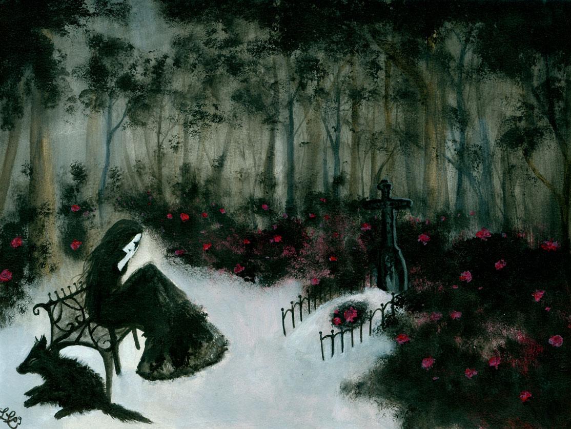 Rosen im Schnee by Ebenholz