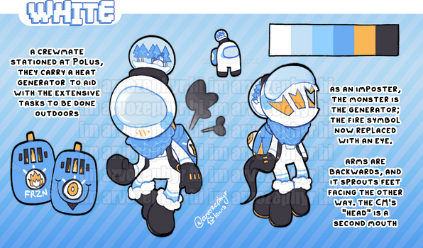 (sold) among us crewmate/imposter adopt