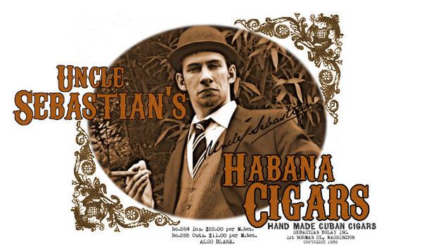 Habana Fake Cigars by BrooderBoy
