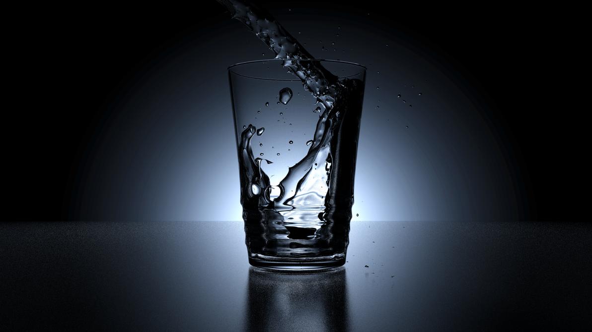 Blender - Fluid Animation by JosuaArtDesigns