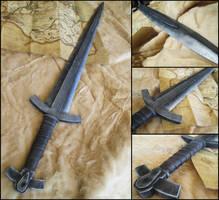 Skyrim Eisenschwert by JosuaArtDesigns