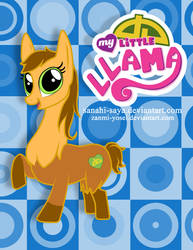 My little Llama by sanahi-saya