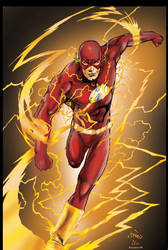 The Flash by LuisFuentes