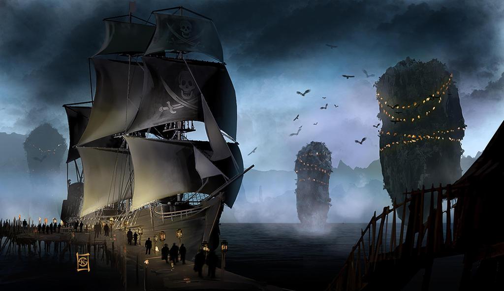 What is a pirate's favorite letter? Arrrrr! by JacksDad