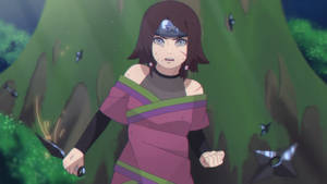 Tani in The Forest of Death