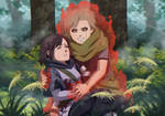 CM: Kirigakure Forest