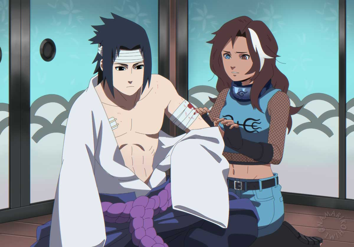 CM: Teressarose97 Naruto