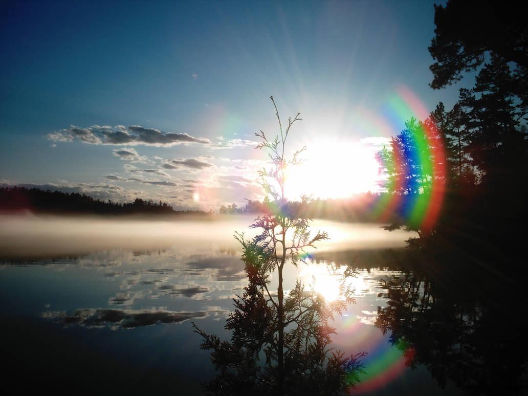 lake scene 2