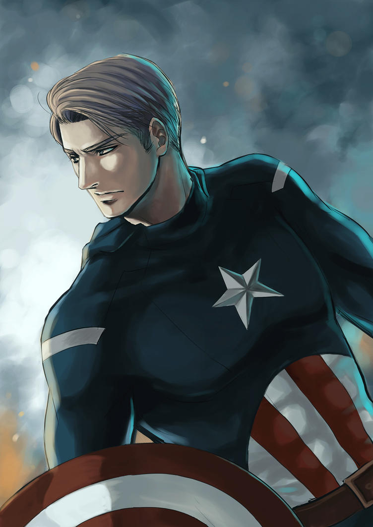 Safe and Sound | Husband!Captain America by