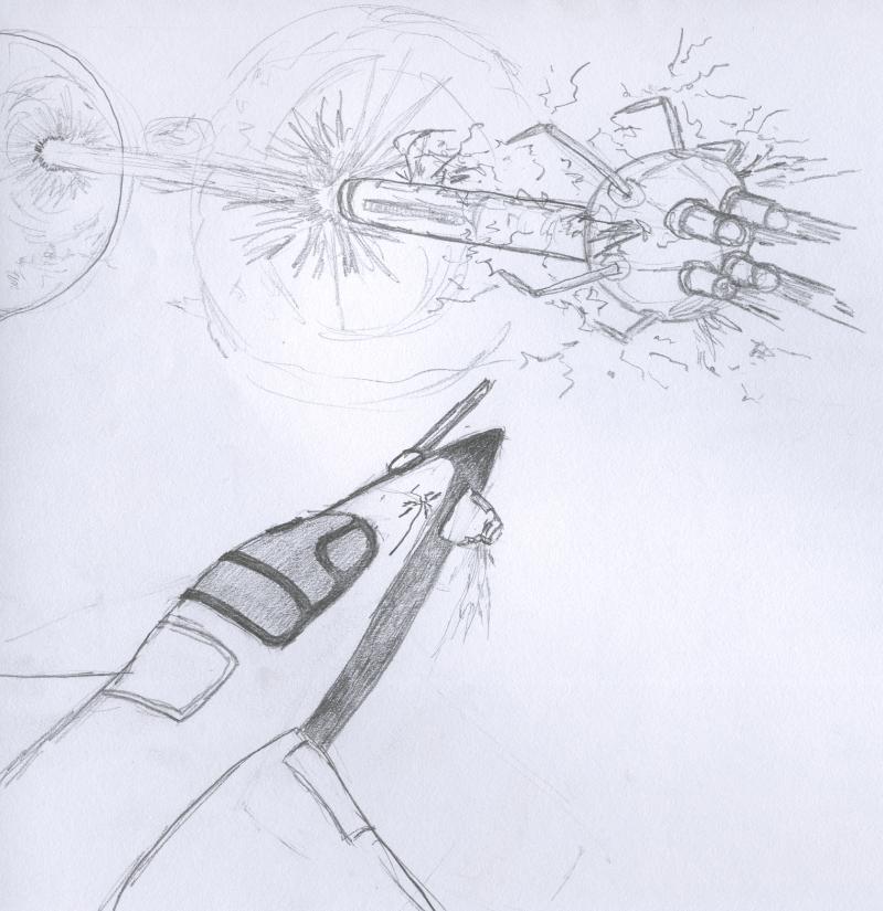 The Final Battle by Jarndahusky