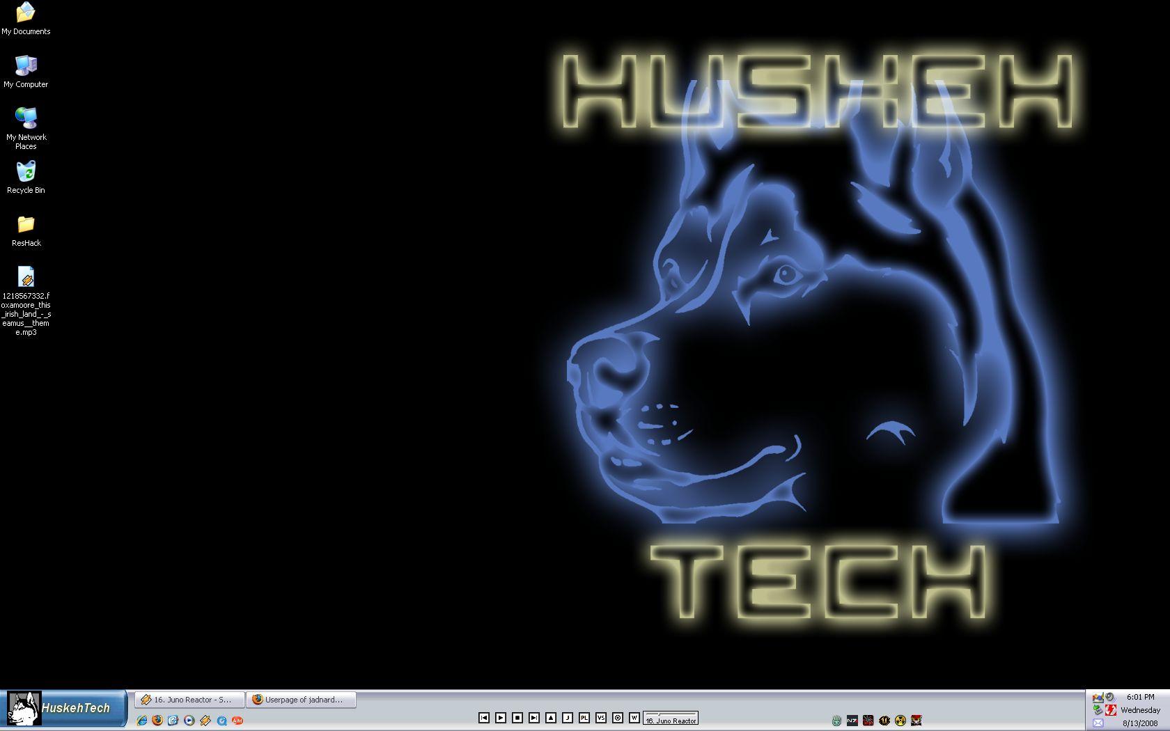Huskeh Tech Takes your Windows by Jarndahusky