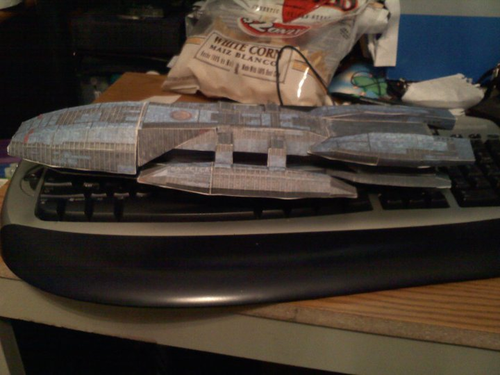 Battlestar Galactica 2 by Jarndahusky