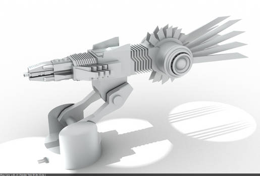 Dragon Plasma Accelerator Cannon