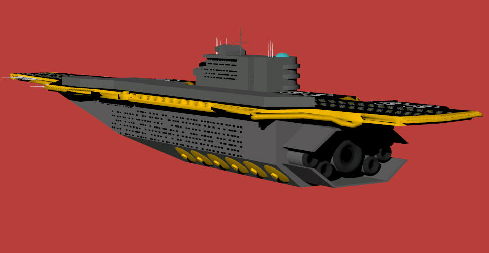 Enterprise 2 by Jarndahusky