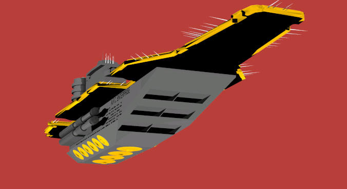 Enterprise 3 by Jarndahusky