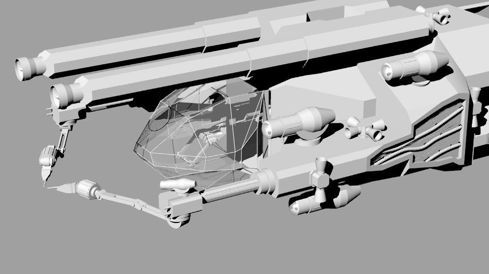 Construction Pod by Jarndahusky