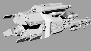 Construction Pod 2 by Jarndahusky