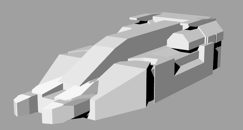 hull concept by Jarndahusky