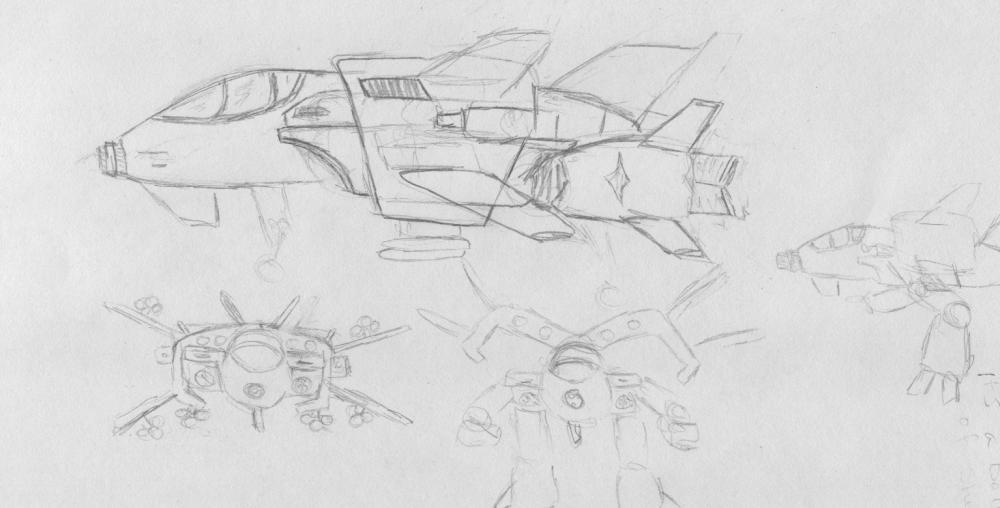 ASATM-F Concept Sketch by Jarndahusky
