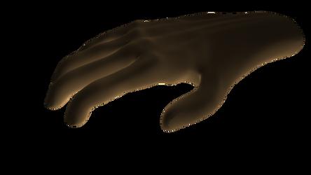 Hand by Jarndahusky