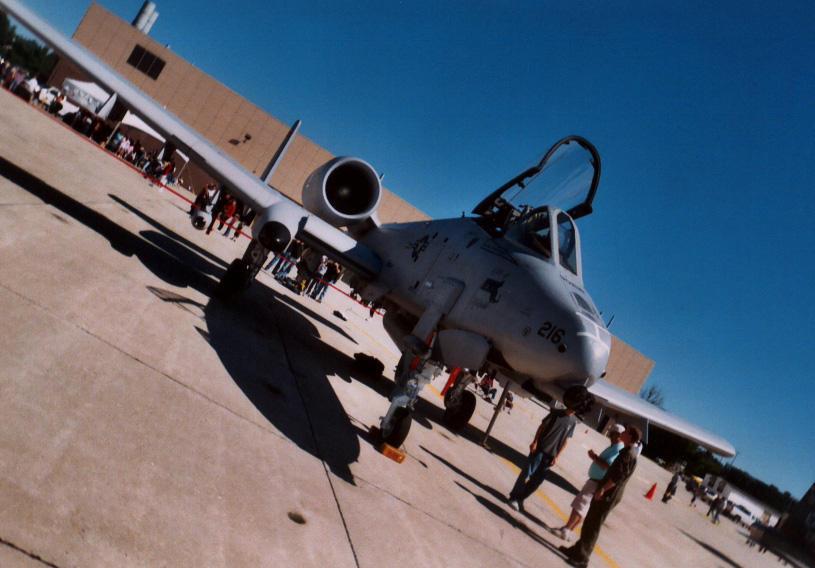 A-10 Cool Angle by Jarndahusky