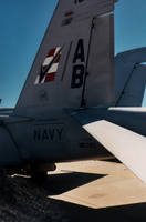 F/A-18 Tail Art by Jarndahusky