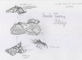 United ships of Human Kind by Jarndahusky