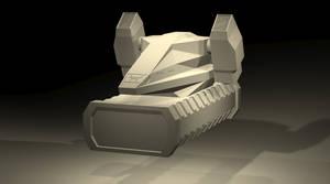 WIP: Combat Grade Cargo Speede by Jarndahusky