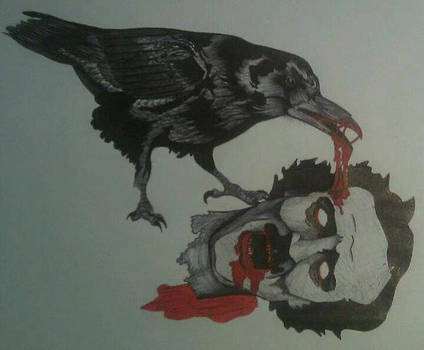 Edgar Allan Zombie