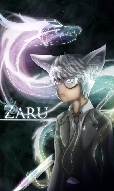 BNS Commission - Zaru by Hoppety