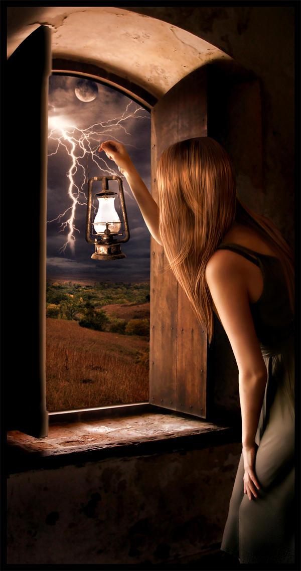 Lightning by cloudburst666