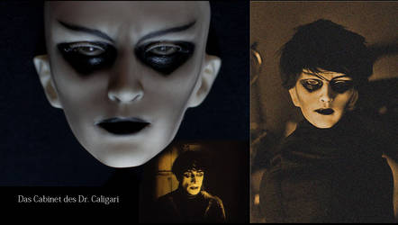 Cesare makeup