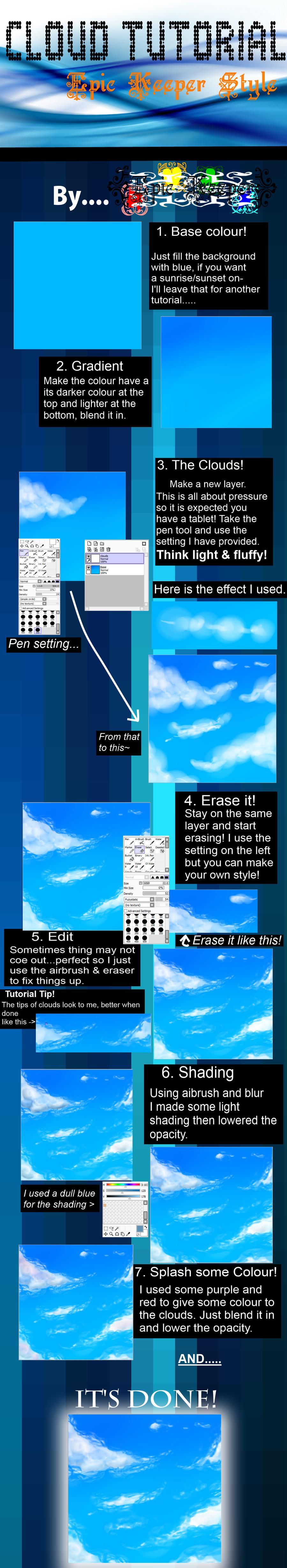 Cloud Tutorial by EpicKeeper