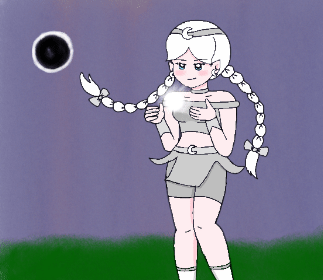 Doll's Power From the Eclipse by AaronBrawnstone