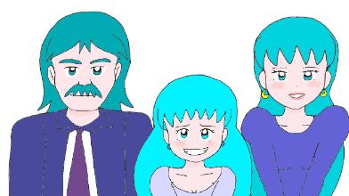 Aqua's Parents by AaronBrawnstone