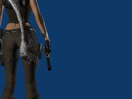 My third Blender render - 1 by Lara-Croft-En-Force