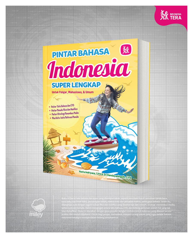 Pintar Bahasa Indonesia Super Lengkap By Gohsantosa On Deviantart