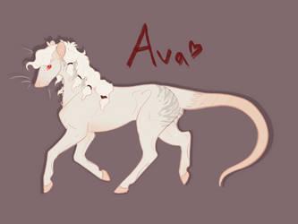 Ava | Queen | Nombeko