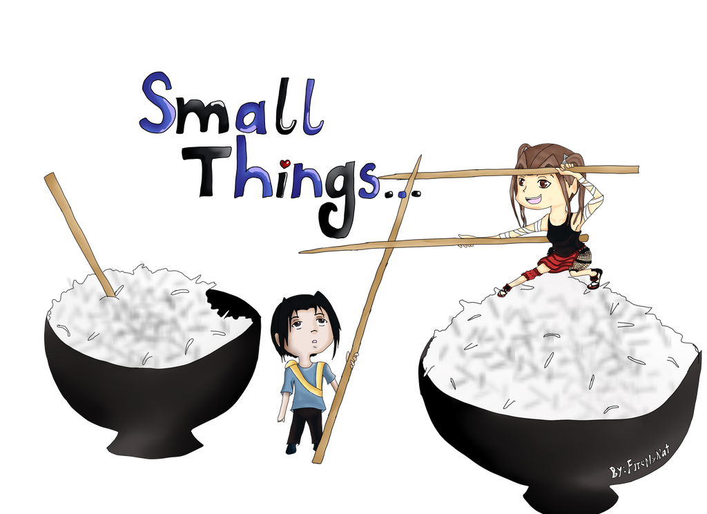 Small Things: Cover by FireflyNat