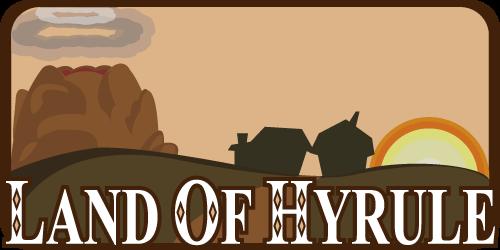 Land-of-Hyrule Icon by AquaTiffy