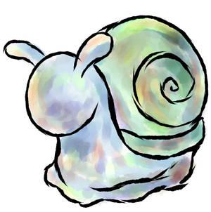 Opal Snail