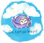 Octorok-ber Day 1